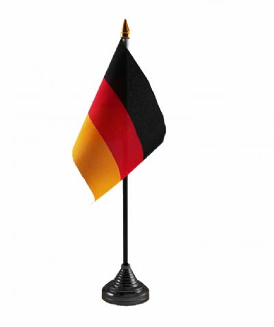 GERMANY - Table Flag